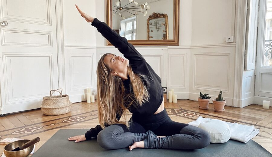 Amandine Yoga du matin