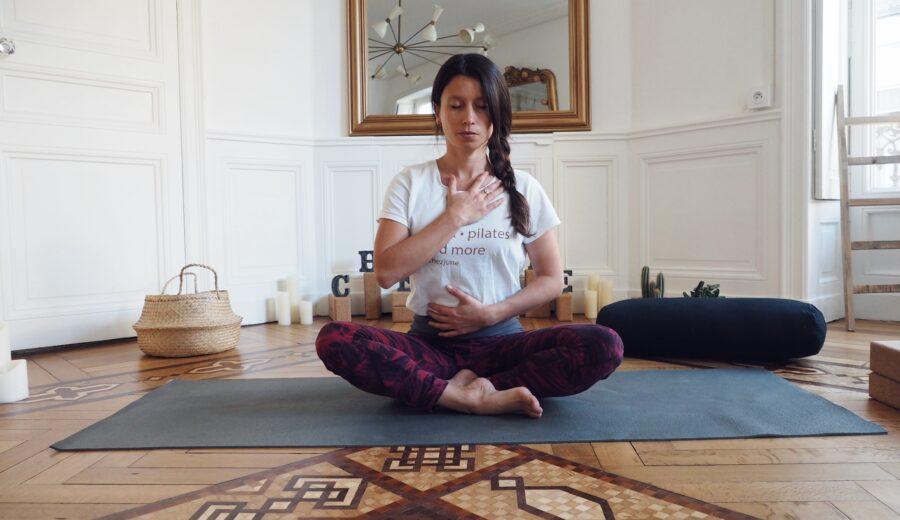 Méditation sur les 5 sens