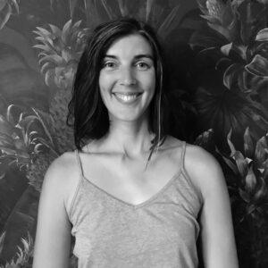 Marie professeure de Yoga