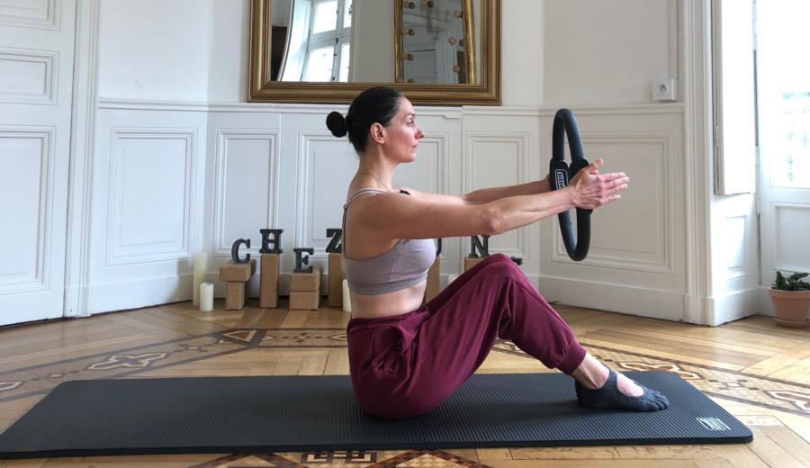 Jeanne Pilates bras