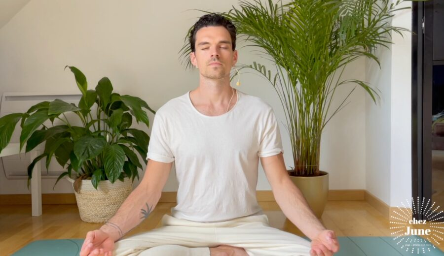Matthieu respiration yogi